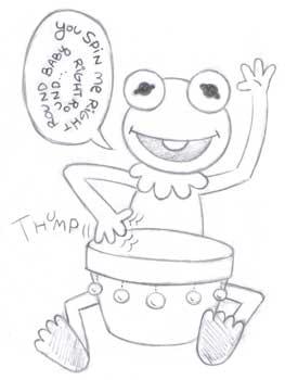 Kermit The Shaman