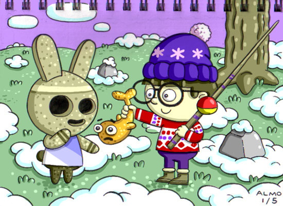 animal crossing coco alex shaffo